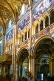La belleza y la historia de Parma Fotografía de archivo libre de regalías