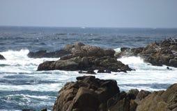 La bellezza degli oceani Fotografia Stock Libera da Diritti