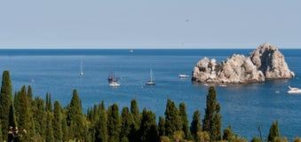 La bellezza della Crimea Immagine Stock Libera da Diritti