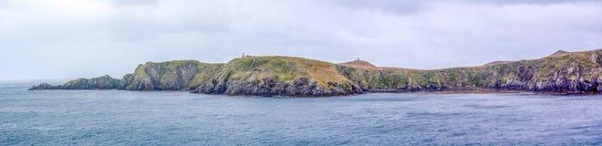La bellezza di girare scenico intorno a Capo Horn, punta più a sud del Cile del Sudamerica immagine stock libera da diritti