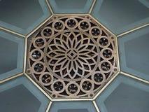 La bellezza di Milano dettaglia l'architettura Fotografie Stock Libere da Diritti