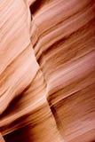 La bellezza naturale dei canyon dell'antilope di Arizonas Fotografia Stock