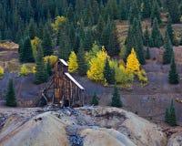 La bellezza paesaggistica del Colorado Rocky Mountains Fotografie Stock