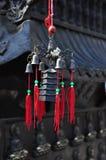 La bendición budista del templo de la pagoda ruega Fotografía de archivo