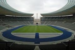 La Berlín Olympiastadion Imágenes de archivo libres de regalías
