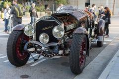 La Bestioni car on display Stock Photography