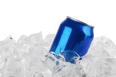 La bevanda può Immagine Stock