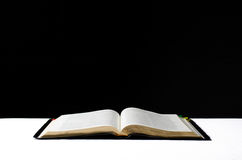 La bibbia fotografia stock