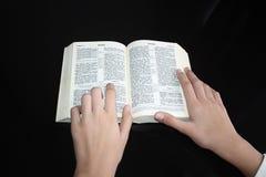 La bibbia Immagine Stock