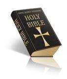 La bibbia santa - re James Version Illustrazione Vettoriale