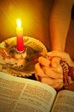 La bible sainte image libre de droits