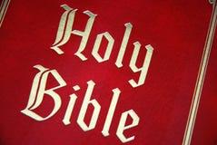 La biblia Imagen de archivo