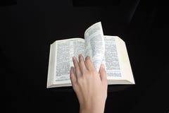 La biblia Imágenes de archivo libres de regalías