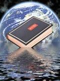 La biblia santa Imágenes de archivo libres de regalías