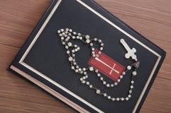 La biblia santa fotos de archivo