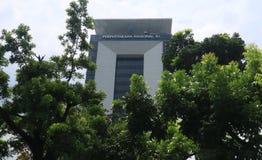 La biblioteca nazionale dell'Indonesia fotografia stock