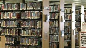 La biblioteca reserva (2 de 2) metrajes