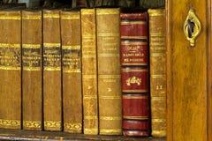 La bibliothèque Photos stock