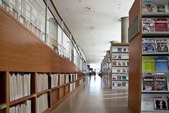La bibliothèque Image libre de droits