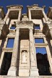 La bibliothèque de Celsus Photos stock