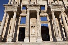 La bibliothèque de Celsus Photo stock