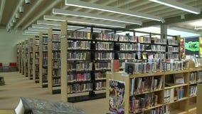 La bibliothèque réserve (1 de 2) clips vidéos
