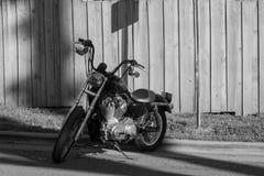La bici classica fotografie stock libere da diritti
