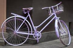 La bici vieja Imagen de archivo libre de regalías