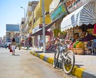 La bicicletta Immagini Stock Libere da Diritti