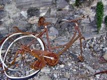 La-bicicletta Royalty-vrije Stock Afbeelding