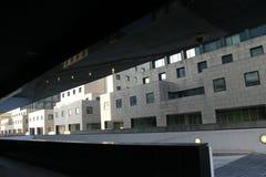 La BICOCCA, Nieuwe Kwart & Universiteit. Italië, Milaan Stock Afbeeldingen