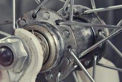 La bicyclette des enfants Photographie stock libre de droits