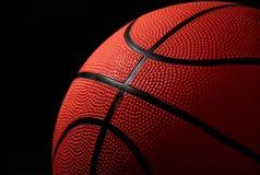 La bille au basket-ball Photos stock