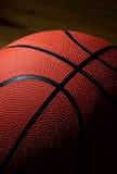 La bille au basket-ball Photo stock
