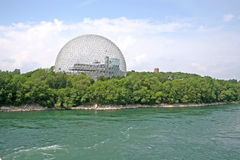 La biosfera. immagini stock libere da diritti
