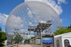 La biosfera Immagini Stock