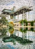 La biosfera, Montreal Imagen de archivo libre de regalías
