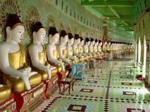 La Birmania (Myanmar) Fotografia Stock
