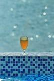 La birra & si rilassa Fotografia Stock