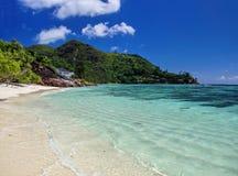 La Blague, Seychelles d'Anse Image stock