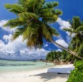 La Blague, Seychelles d'Anse Images stock