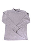 La blusa femenina aislada en un fondo blanco Fotos de archivo