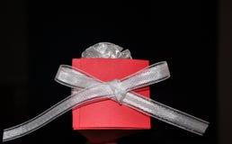 La boîte de la faveur de mariage Image libre de droits