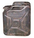 La boîte métallique allemande depuis la 2ème guerre mondiale Photos libres de droits