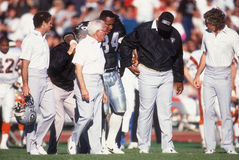 La BO Jackson Los Angeles Raiders Immagini Stock