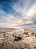 Vapore sulla spiaggia Immagine Stock