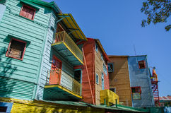 La Boca Royaltyfria Bilder