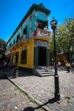La Boca Stock Foto