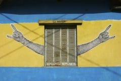 La Boca Lizenzfreies Stockbild