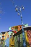 La Boca, Buenos Aires, Аргентина Стоковое Изображение
